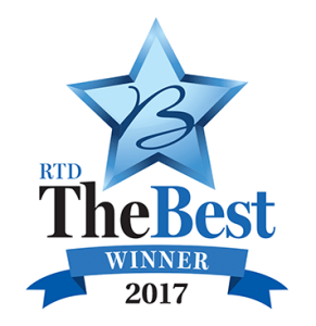 RTD The Best Winner 2017